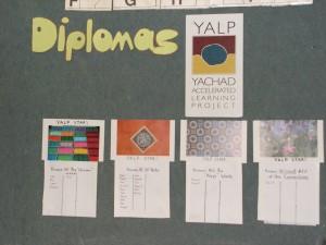 YALP Group Diplomas