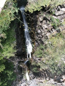 Waterfall - different angle