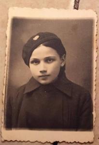 Dora aged 15
